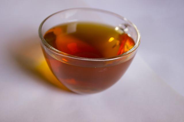 rose hipp tea