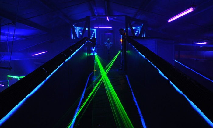 Laser Tag Hire