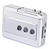 Tonor カセットテープ MP3変換プレーヤー カセットテープ デジタル化 MP3コンバーター 持ち運びやすい