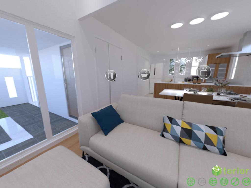 VRモデルハウスを利用して広告展開した物件