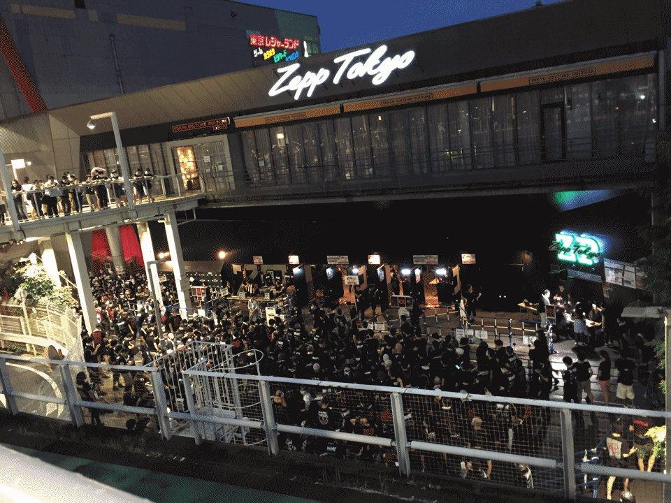 【エンタメ画像】BABYMETAL 都内公演・Zepp Tokyo「白ミサ」2日目の様子  開演前から終演までの総まとめ