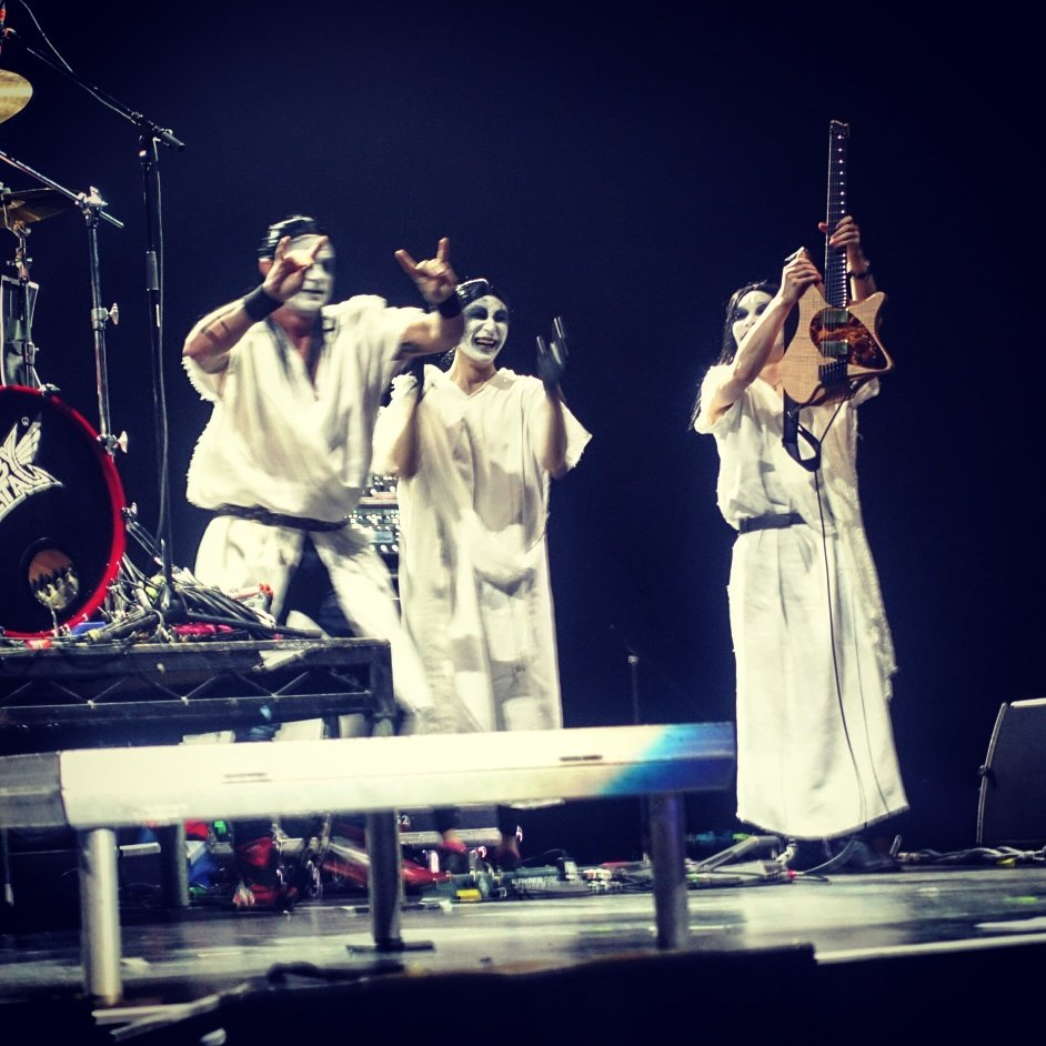 【エンタメ画像】SU-METALがJudas Priestの「Painkiller」を熱唱!!!!ドラムにはレッチリのチャド