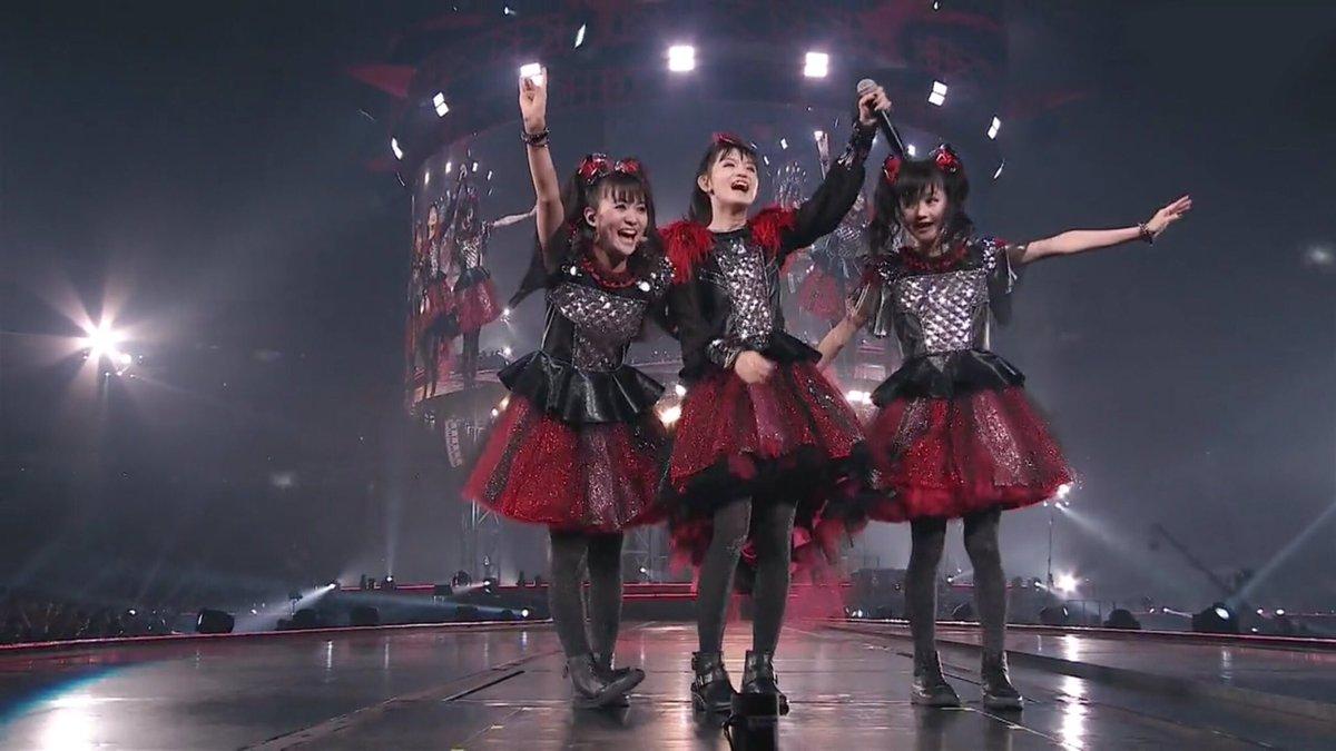 【エンタメ画像】『BABYMETAL WORLD TOUR 2016 LEGEND -METAL RESISTANCE- BLACK NIGHT』関連ムービー