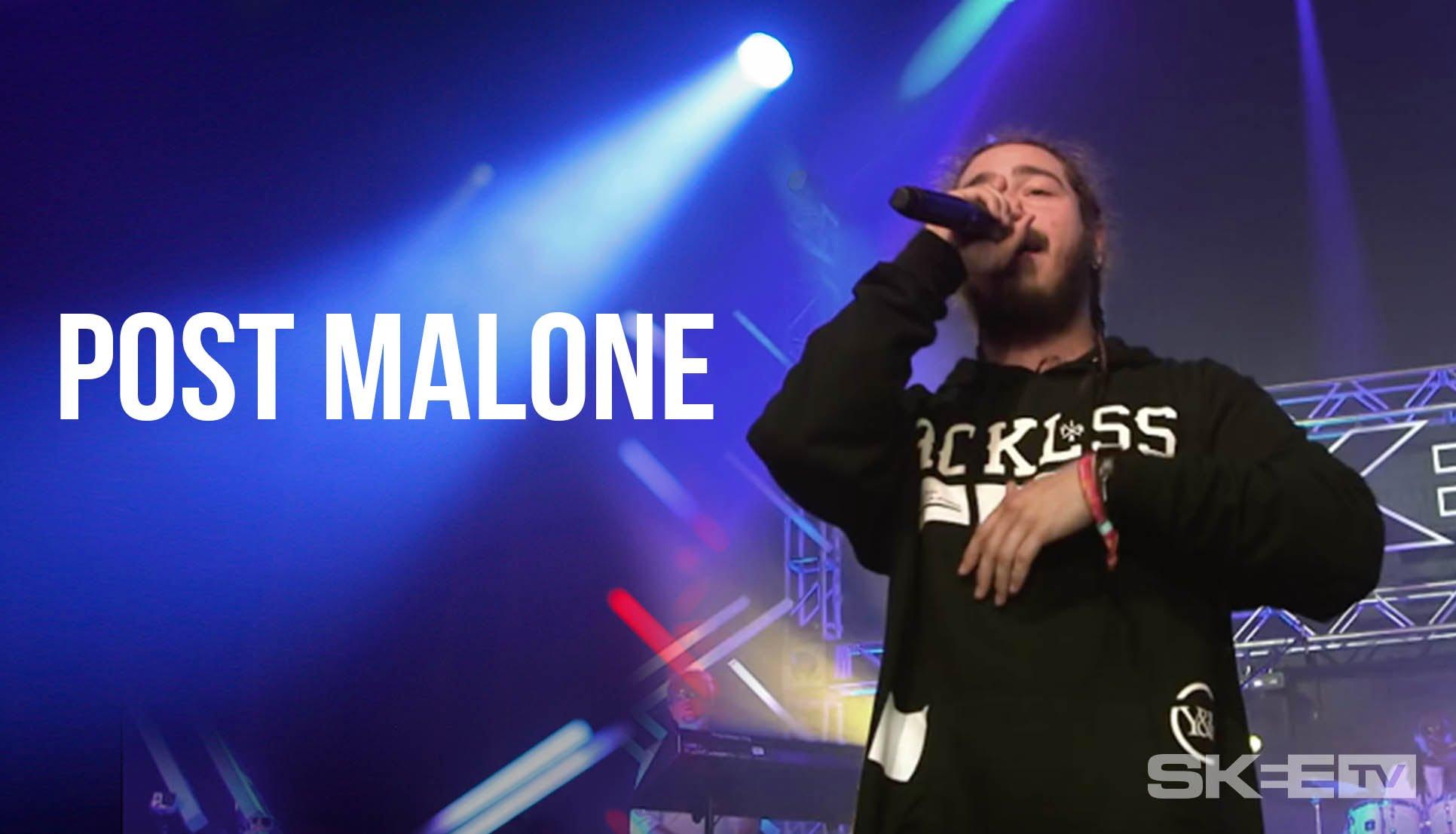 Post MaloneがBABYMETALのTシャツでライブ