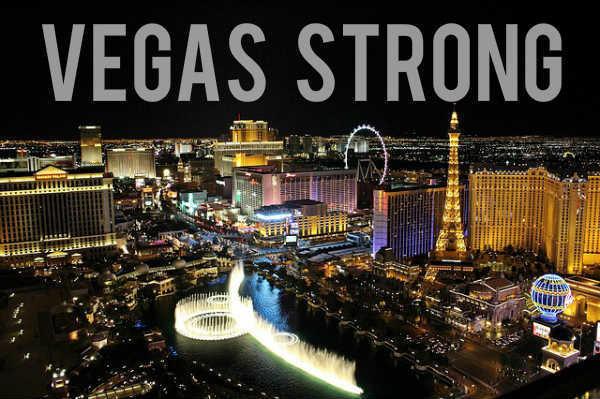 Vegas Strong ラスベガス乱射事件