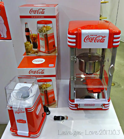 コカ・コーラ ポップコーン メーカー