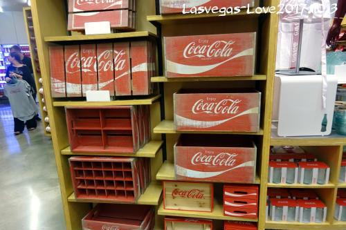 コカ・コーラ 木箱