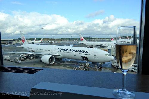 JALに乾杯