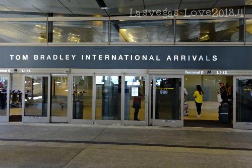 トム・ブラッドレー国際線ターミナル