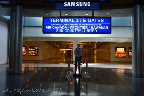 ターミナル3へ