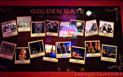 ゴールデンゲート 歴史