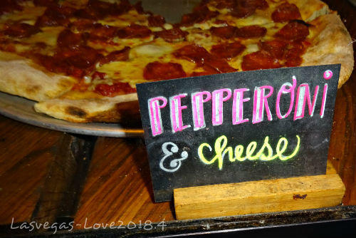 ペパロニ チーズ