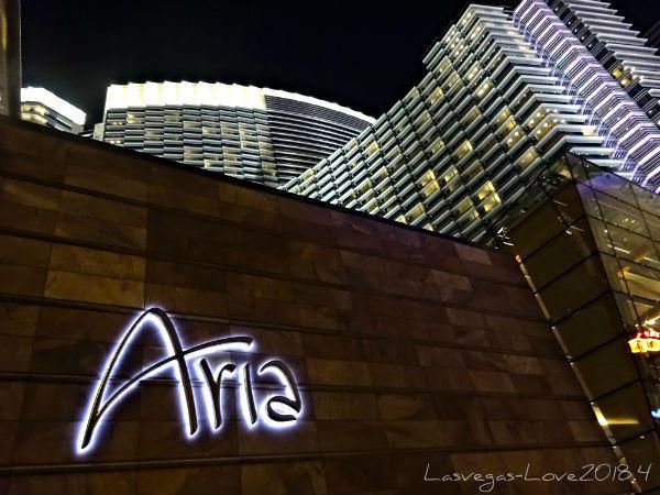 アリア Aria ラスベガス シティセンター MGM