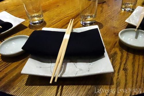 箸 ナプキン