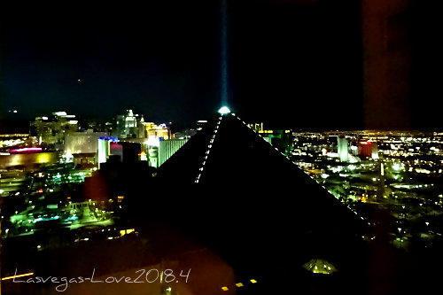 夜景 Luxor