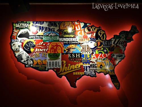 U.S.A. 地図