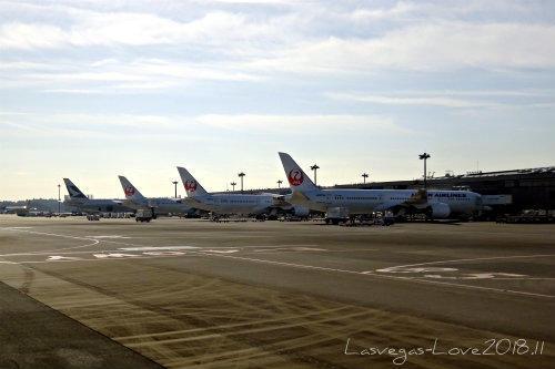 JAL機 日本航空