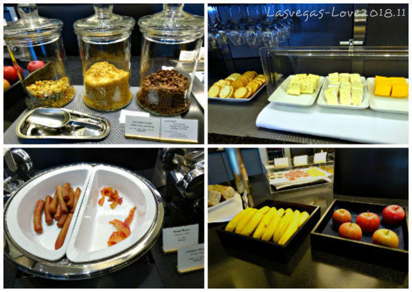 コーンフレーク グラノーラ チーズ クラッカー ベーコン ソーセージ