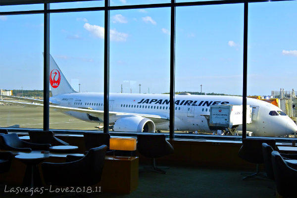 Sakura Lounge JAL 成田空港 本館
