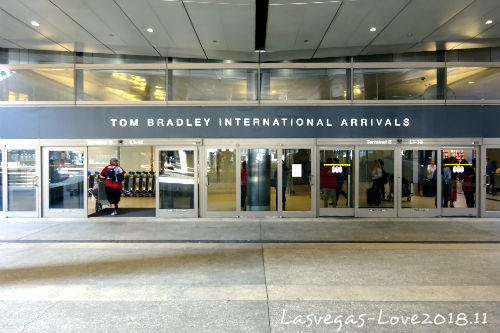 トムブラッドレー国際線ターミナル