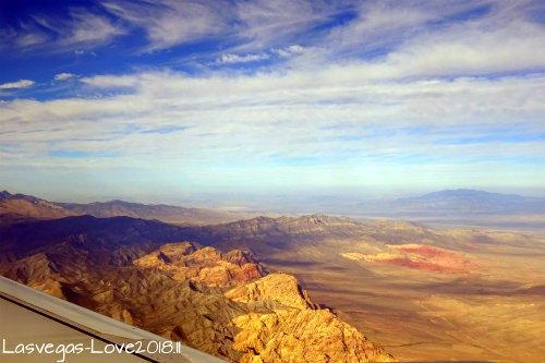 レッドロックキャニオン Red Rock Canyon