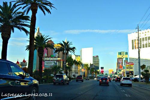 ストリップ Las Vegas Strip