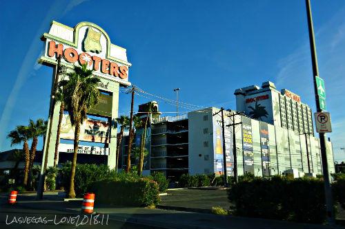 フーターズ Hooters Casino Hotel