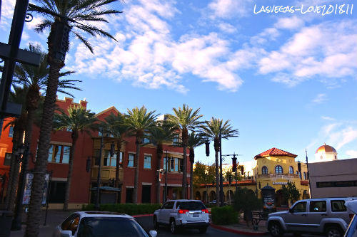 ラスベガス タウンスクエア