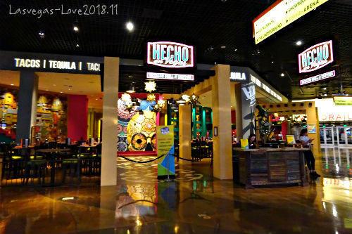 Hecho en Vegas メキシコ料理