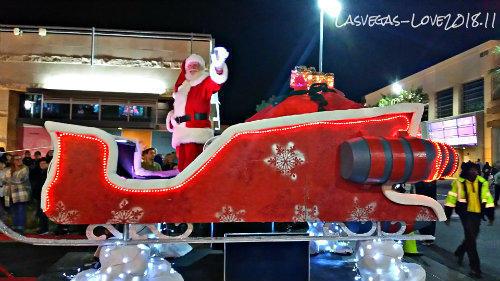 パレード サンタ