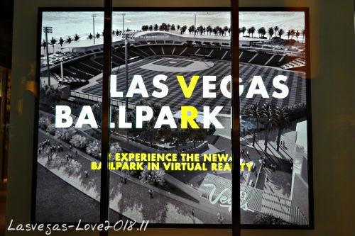 ラスベガスボールパーク Las Vegas Ballpark