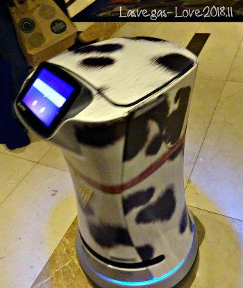 デリバリー ロボット ヴィダラ ラスベガス