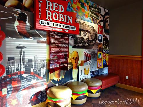 レッドロビン Red Robin