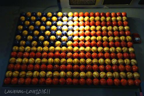 レッドロビン Red Robin アメリカ国旗