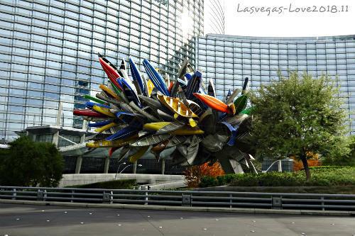 ラスベガス シティセンター アリア ナンシー・ルービン Big edge