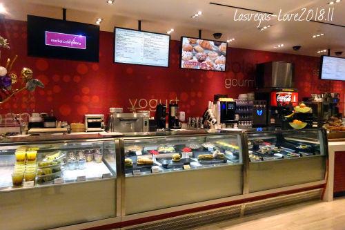 Market Cafe Vdara Lasvegas