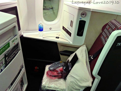 JL60 ビジネスクラス JAL SKY SUITE Ⅲ