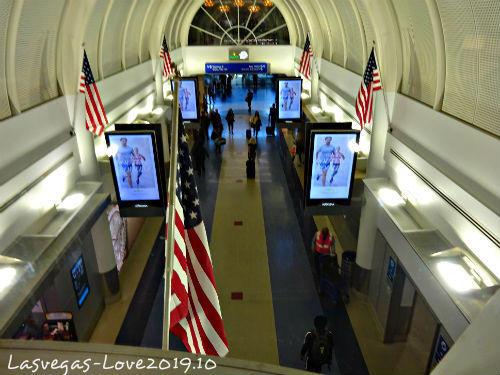 ロサンゼルス空港 ターミナル5ロサンゼルス空4