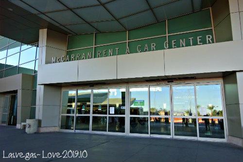 レンタカーセンター ラスベガス