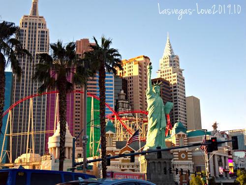ニューヨークニューヨーク 自由の女神 ラスベガス