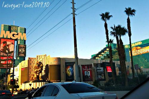 MGMグランド ライオン ラスベガス