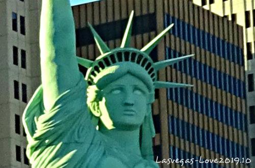 ラスベガス 自由の女神