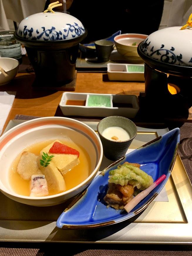レジーナリゾート旧軽井沢 夕食