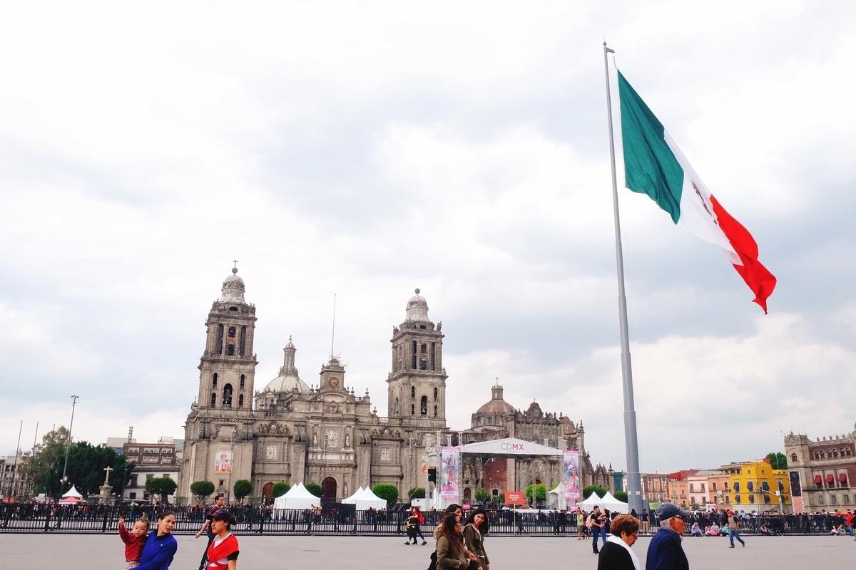 メキシコ ソカロ
