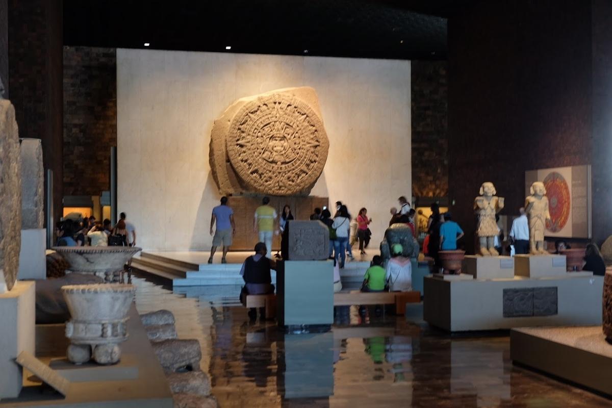 メキシコ 人類学博物館