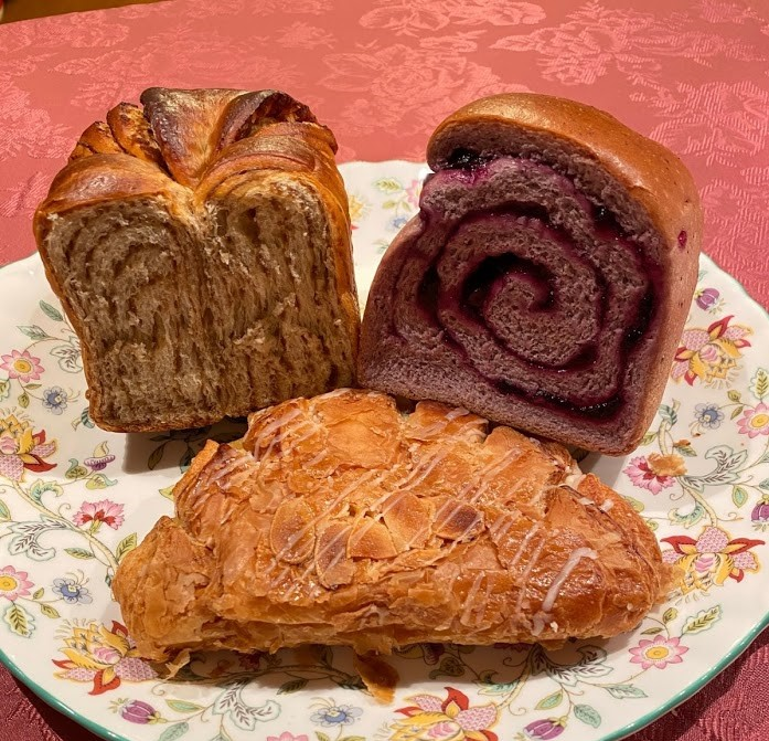 ペニーレイン 那須 ブルーベリーパン