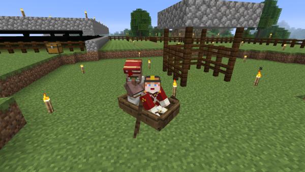 治療 村人 ゾンビ #29【WiiUマインクラフト日記】村人ゾンビを捕獲して治療した