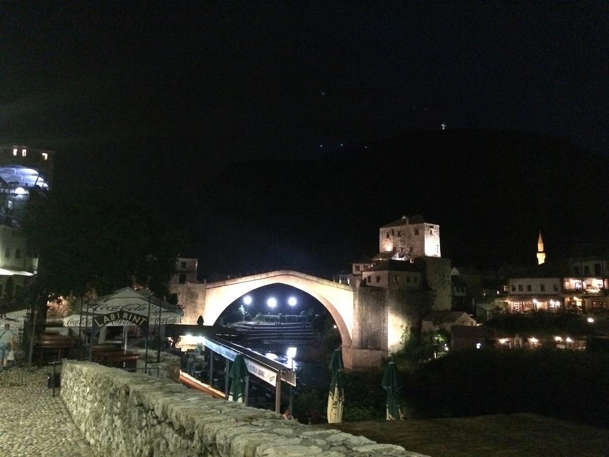 モスタル ボスニア 観光 一人旅