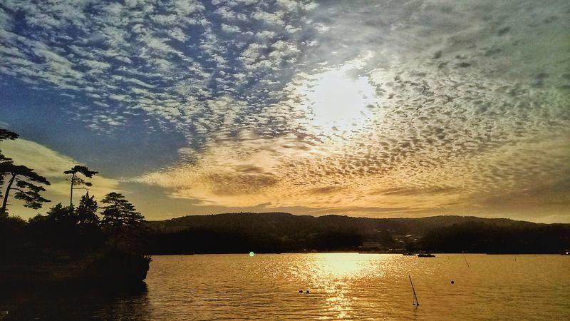 宮城県宮城郡松島町 日本三景松島の風景