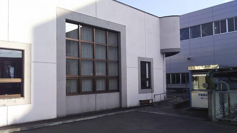 仙台市電保存館